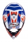 Preview: Suomy MR JUMP Off-Road Helm Special weiß/rot/blau