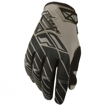 Fly Racing Kinetic Handschuhe / Gloves schwarz-grau