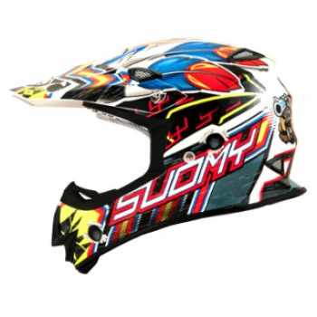 Suomy MR JUMP Off-Road Helm WEST