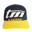 TM Racing Basecap 2020 blau/gelb