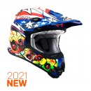 Suomy MR JUMP Off-Road-Helm KUBIK