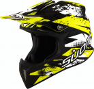 Suomy X-WING Off-Road-Helm GAP neon-gelb
