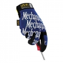 Mechanix Wear Mechaniker-Handschuhe Original blau