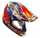 Suomy MR JUMP Off-Road Helm Shots orange